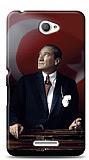 Sony Xperia E4 Atatürk Kılıf