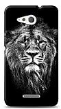 Sony Xperia E4g Black Lion Kılıf