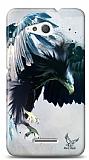 Sony Xperia E4g Black Eagle Kılıf