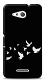 Sony Xperia E4g Freedom Black Kılıf