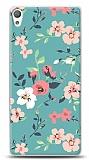 Sony Xperia E5 Çiçek Desenli 1 Kılıf