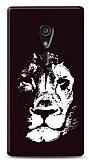 Dafoni Sony Xperia ion Black Lion K�l�f