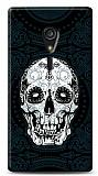 Dafoni Sony Xperia ion LT28i Black Skull K�l�f