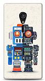 Dafoni Sony Xperia ion LT28i Robot K�l�f