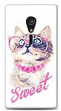Dafoni Sony Xperia ion LT28i Sweet Cat K�l�f