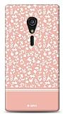Sony Xperia ion Pink Flower Kılıf