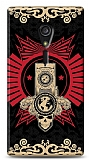 Dafoni Sony Xperia ion Skull Nation K�l�f