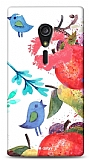 Dafoni Sony Xperia ion Water Color Kiss K�l�f