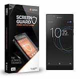 Dafoni Sony Xperia L1 Tempered Glass Premium Cam Ekran Koruyucu
