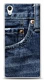 Dafoni Sony Xperia M4 Aqua Jean Kılıf