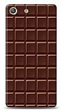 Sony Xperia M5 Çikolata Kılıf