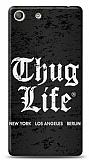 Sony Xperia M5 Thug Life 3 Kılıf