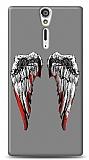 Dafoni Sony Xperia S Bloody Angel K�l�f