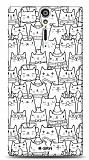 Dafoni Sony Xperia S Cats K�l�f