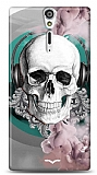Dafoni Sony Xperia S Lovely Skull K�l�f