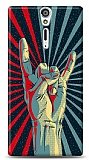 Dafoni Sony Xperia S Metal Sign K�l�f