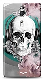 Sony Xperia SP Lovely Skull Kılıf