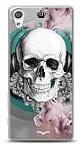 Dafoni Sony Xperia X Lovely Skull Kılıf