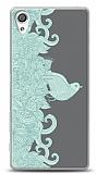 Sony Xperia X Performance Green Bird Kılıf