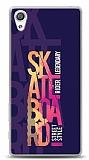 Sony Xperia X Performance Skateboard Kılıf
