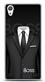 Sony Xperia X Performance The Boss Kılıf