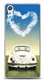 Dafoni Sony Xperia X Vosvos Love K�l�f