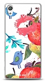 Dafoni Sony Xperia X Water Color Kiss K�l�f