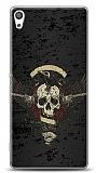Dafoni Sony Xperia XA Ultra Bullet Skull Kılıf