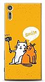 Sony Xperia XZ Selfie Cat Kılıf