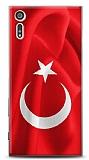 Sony Xperia XZ Türk Bayrağı Kılıf