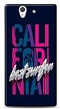 Dafoni Sony Xperia Z California Surfer K�l�f