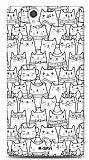 Dafoni Sony Xperia Z Cats K�l�f