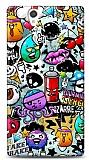Sony Xperia Z Grafitti 2 Kılıf