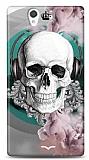 Dafoni Sony Xperia Z Lovely Skull K�l�f