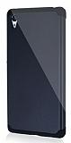 Dafoni Sony Xperia Z3 Plus Slim Power Ultra Koruma Siyah Kılıf