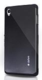 Dafoni Sony Xperia Z3 Slim Power Siyah Kılıf