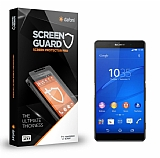 Dafoni Sony Xperia Z3 Plus Tempered Glass Premium Cam Ekran Koruyucu