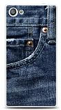 Dafoni Sony Xperia Z5 Compact Jean Kılıf