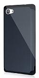 Dafoni Sony Xperia Z5 Compact Slim Power Ultra Koruma Siyah Kılıf