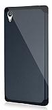 Dafoni Sony Xperia Z5 Slim Power Ultra Koruma Siyah Kılıf