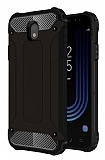 Tough Power Samsung Galaxy J7 Pro 2017 Ultra Koruma Siyah Kılıf