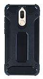 Dafoni Tough Power Huawei Mate 10 Lite Ultra Koruma Siyah Kılıf
