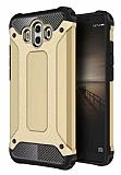 Tough Power Huawei Mate 10 Ultra Koruma Gold Kılıf