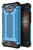 Tough Power Huawei Mate 10 Ultra Koruma Mavi Kılıf