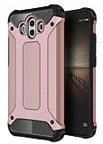 Tough Power Huawei Mate 10 Ultra Koruma Rose Gold Kılıf
