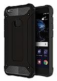Tough Power Huawei P10 Lite Ultra Koruma Siyah Kılıf