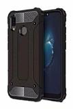 Dafoni Tough Power Huawei P20 Lite Ultra Koruma Siyah Kılıf