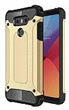 Tough Power LG G6 Ultra Koruma Gold Kılıf