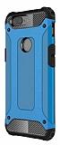 Tough Power OnePlus 5T Ultra Koruma Mavi Kılıf