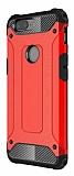 Tough Power OnePlus 5T Ultra Koruma Kırmızı Kılıf